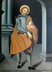 BL. HADRIÁNA FORTESCUEA, OTCA RODINY A MUČENÍKA (cca 1476–1539)