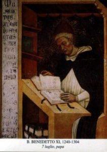 BL. BENEDIKTA XI., PÁPEŽA (1240–1304)