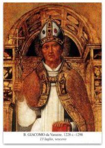 BL. JAKUBA Z VARAZZE, BISKUPA (cca 1230–1298)