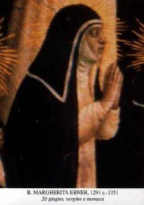 BL. MARGITY EBNEROVEJ, PANNY (cca 1291–1351)