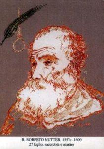 BL. RÓBERTA NUTTERA, KŇAZA A MUČENÍKA (1557–1600)
