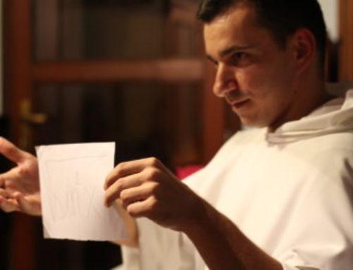 Tešíme sa na nového kňaza dominikána!