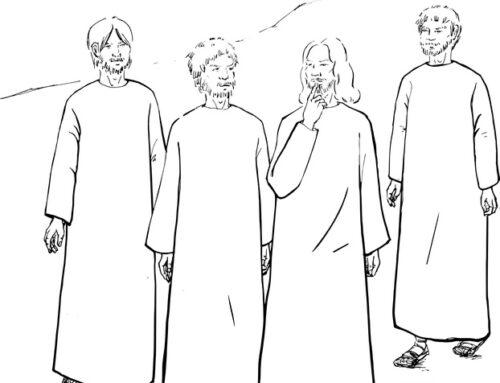 Homília brata Bohuslava na 29. nedeľu v cezročnom období